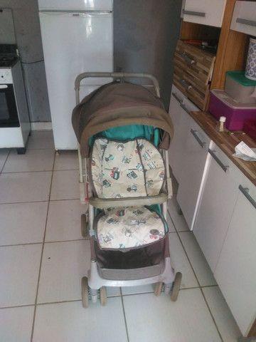 Carrinho de passeio e carrinho de bebê venda. - Foto 3