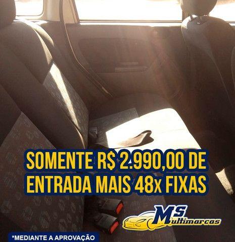 Fiesta 1.6 FLEX 2011 Completo - Foto 8