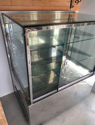 Balcão vitrine (frio)