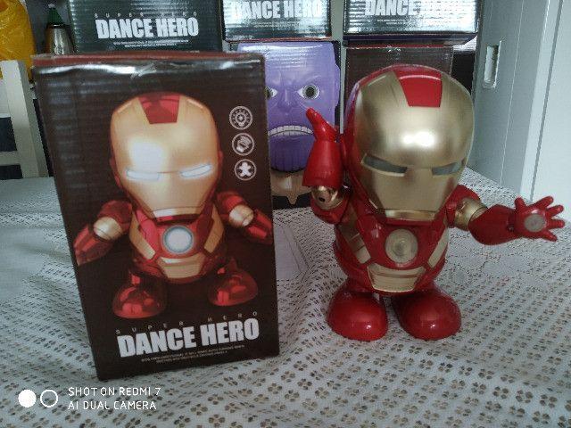 Dance hero do thanos ( ou outros, pode escolher) por 99,90 - Foto 2