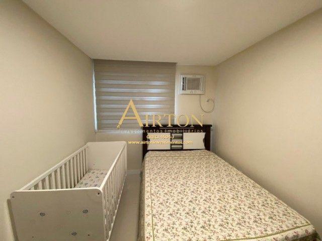 L3113, Apartamento finamente mobiliado com visão total do mar - Foto 13