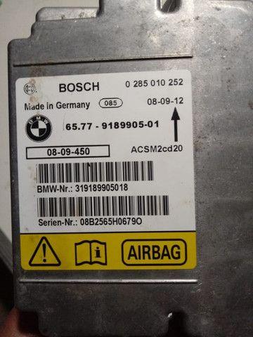 Módulo Airbag Bmw X5 4.8 2007/2010 - Foto 5