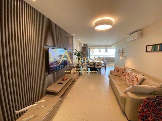 L3113, Apartamento finamente mobiliado com visão total do mar - Foto 7