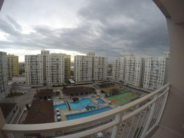 Villaggio Laranjeiras - 2 quartos com armários e ar condicionado na suite - Foto 5