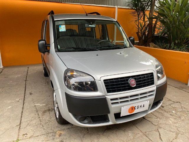 Fiat Doblo Essence 1.8 E-Torq 2019 impecável, somente de BH, Ipva 2021 quitado! - Foto 3
