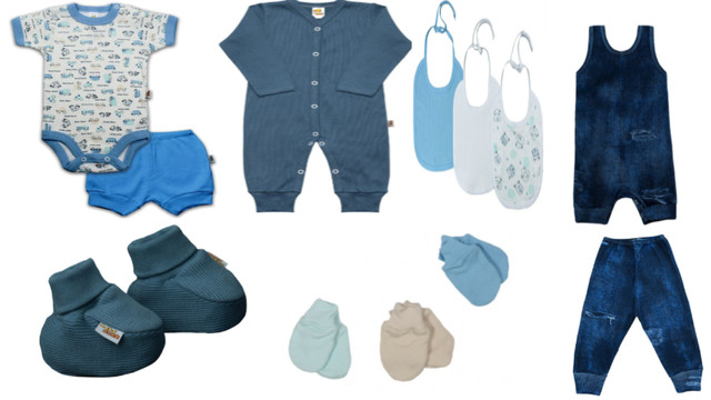 Roupas para bebe - Foto 2