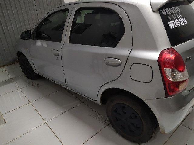 Toyota Etios xs - Foto 2