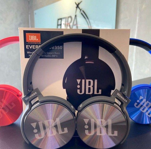 Fone JBL bluetooth JB950<br><br>