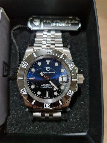 Relógio Pagani Designe Submariner Sport - Foto 4