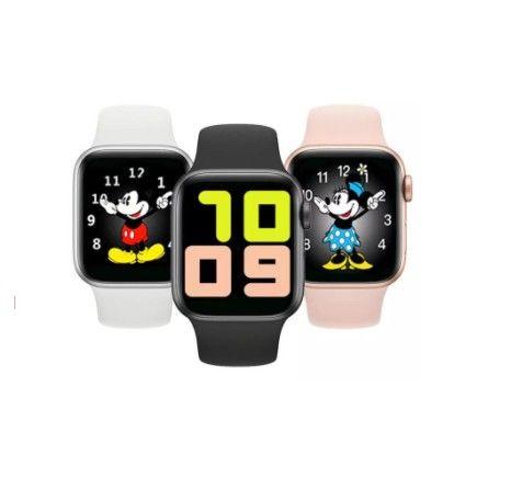 Smartwatch Chamada Bluetooth Relógio Inteligente X6 Plus X7 X8 monitor Cardíaco Fitness