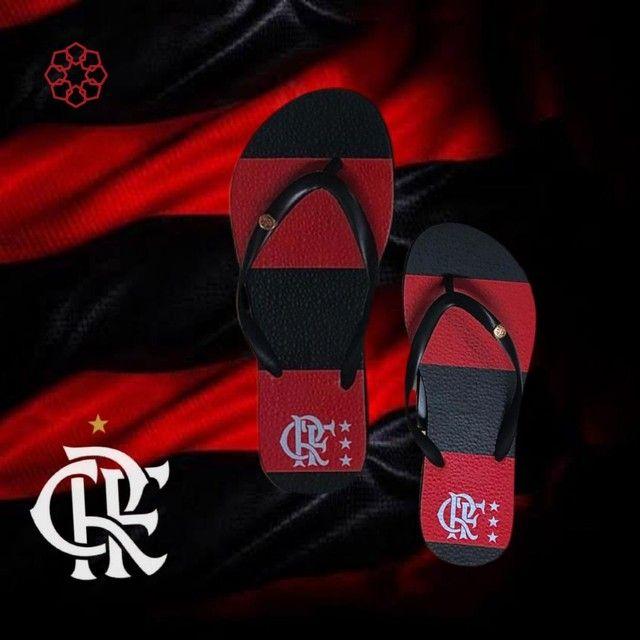 Chinelos do Flamengo  - Foto 3