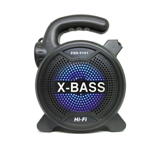 Som Bluetooth X-BASS ZQS-5101 - Foto 2