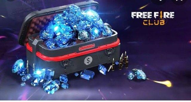 Diamates free fire