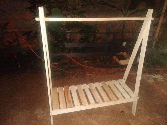 Arara cavalete - Foto 2
