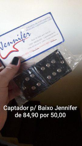 Captador p/ Baixo Jennifer