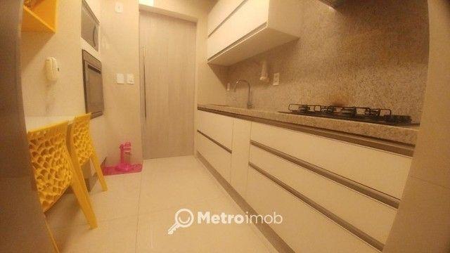 Apartamento com 3 quartos à venda, 77 m² por R$ 420.000 - Jardim Eldorado - mn - Foto 2