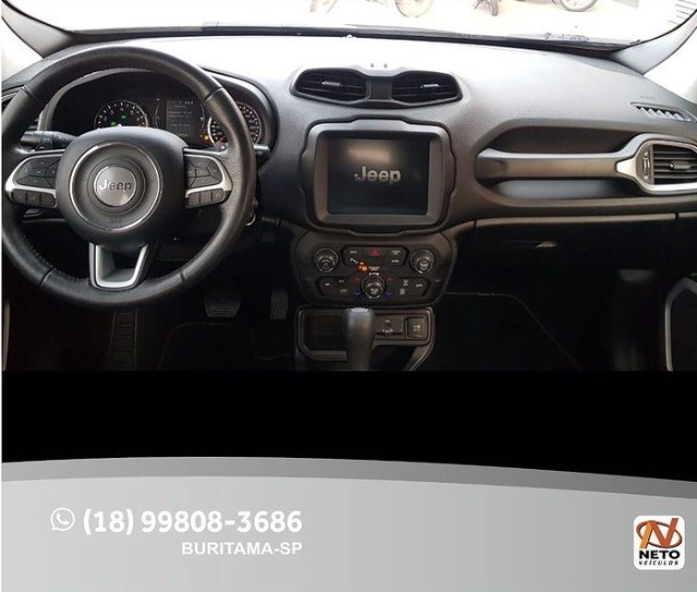 Jeep Renegade Longitude 2019 - Foto 7