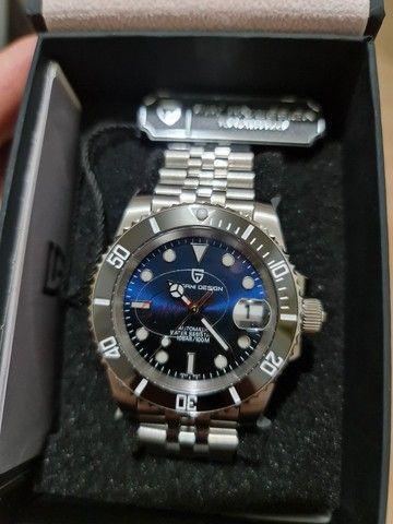 Relógio Pagani Designe Submariner Sport - Foto 5