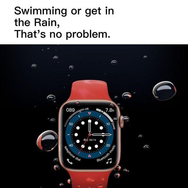 IWO13 PRO (W56) smart watch Series 6 - Foto 4