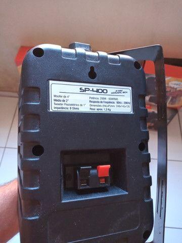 Amplificador e caixas acústicas - Foto 6