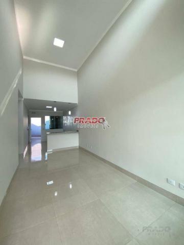 Casa nova com 3 dormitórios à venda, 105 m² por R$ 480.000 - Jd Alto Da Boa Vista - Maring - Foto 4