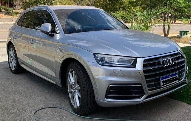 Menor preço do Brasil! Audi Q5 Quatro Security S Tronic Blindado de Fábrica