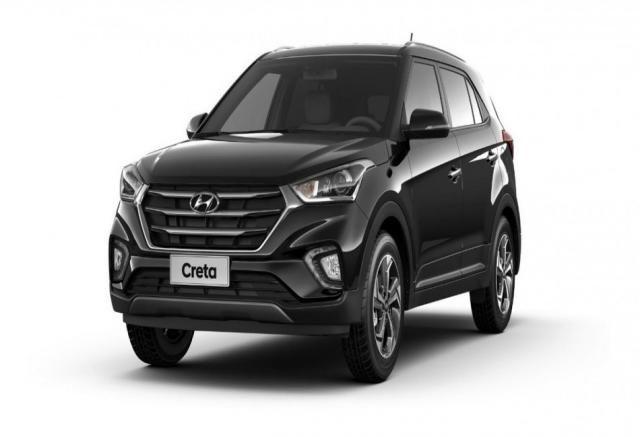 Hyundai Creta 1.6 Limited Flex Aut. 5p - Foto 8