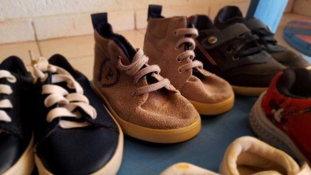Vendo sapatinhos e sandalinhas infantil - Foto 3