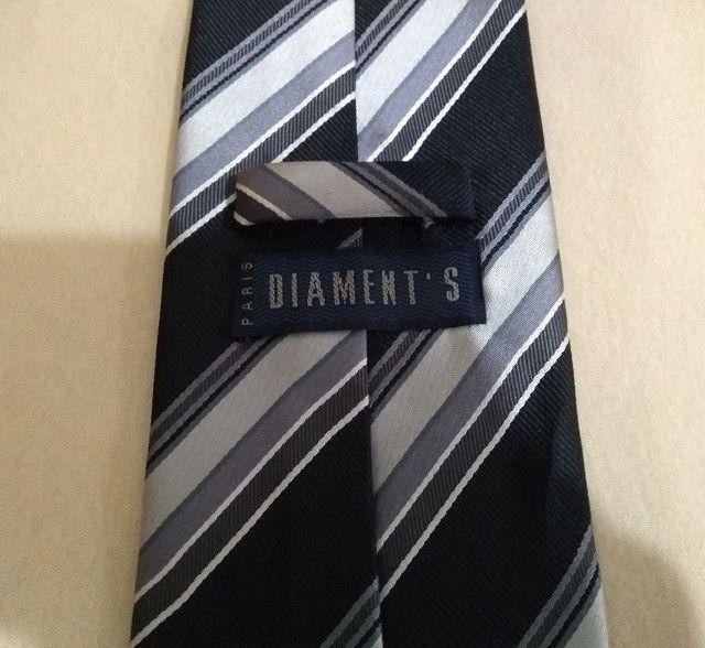 Gravatas de marca / 8 gravatas diversificadas  - Foto 5