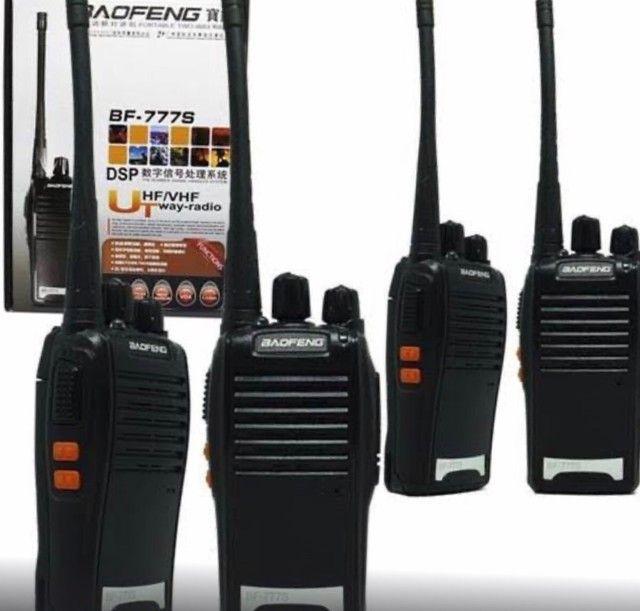 Rádio comunicador 777s