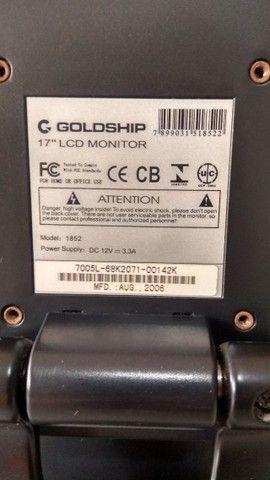 Monitor goldship LCD 17 - Foto 3