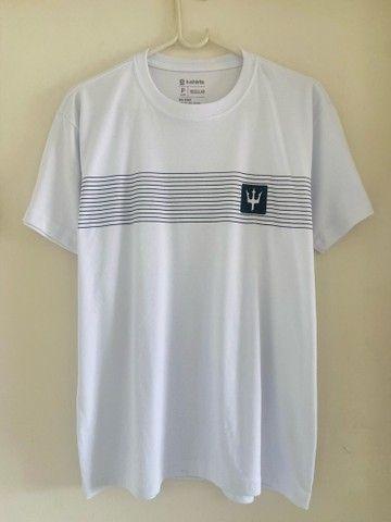 Camisetas Osklen originais malhões big shirts novas  - Foto 4