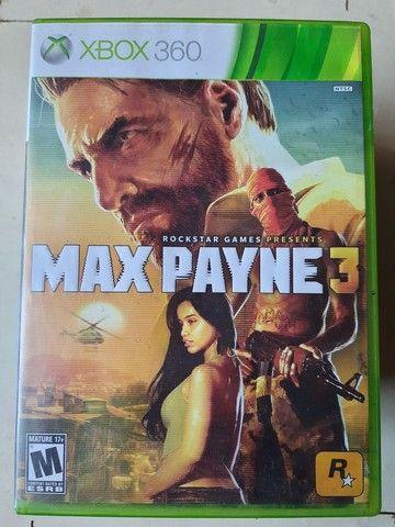 Pacote 3 jogos originais XBOX 360