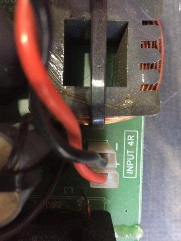 Dois divisores de frequência 800w para dois falantes de 15 e driver - Foto 4