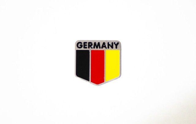 Adesivo em Inox Germany