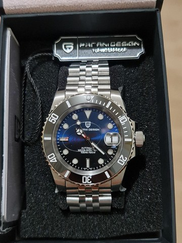 Relógio Pagani Designe Submariner Sport - Foto 3
