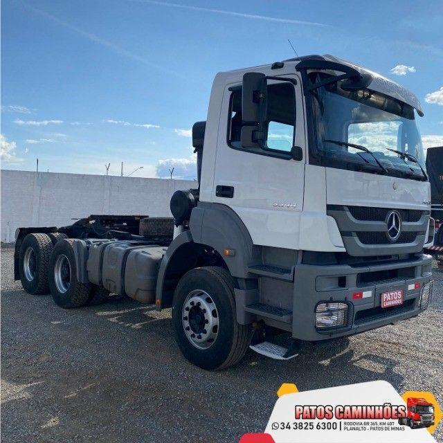 Mercedes Benz Axor 3344 - Foto 2