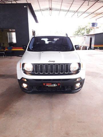 Jeep Renegade Sport 1.8 15/16 Automático km 45.214 Tel: * Alan vendedor  - Foto 2