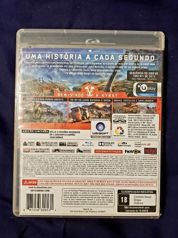 Jogo PS3 Far Cry 4  - Foto 2