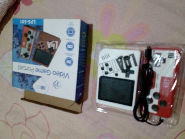 Mini game com controle, usado somente 1 vez!  - Foto 2