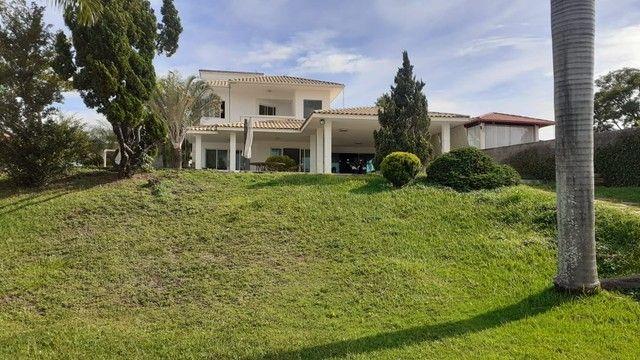 Casa em condomínio. 5 quartos, 3 suítes sendo 1 master com hidro. Lote 1000 m2. Lagoa Sant - Foto 2