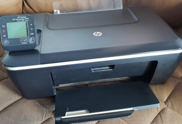 Multifuncional HP Deskjet Ink Advantage 3516 - Foto 2