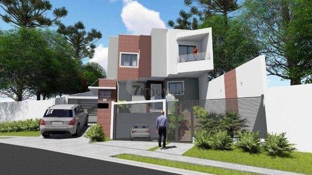 Sobrado a venda tem 151m² com 3 quartos em Campo Comprido - Curitiba - PR - Foto 12