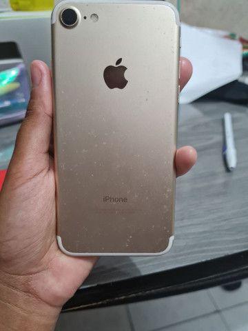 Iphone 7 Dourado 32g  - Foto 4