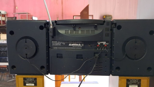 Aparelho system Aiwa - Foto 3