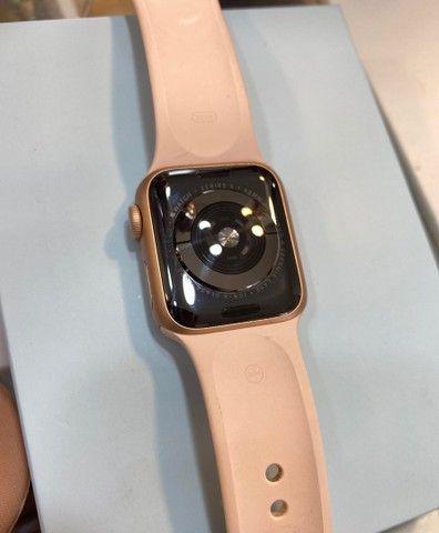 Apple Watch series 5 40mm rosê - Foto 2