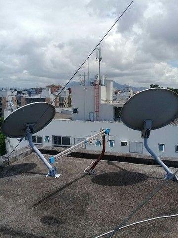 S.O.S Antenas e receptores  - Foto 2