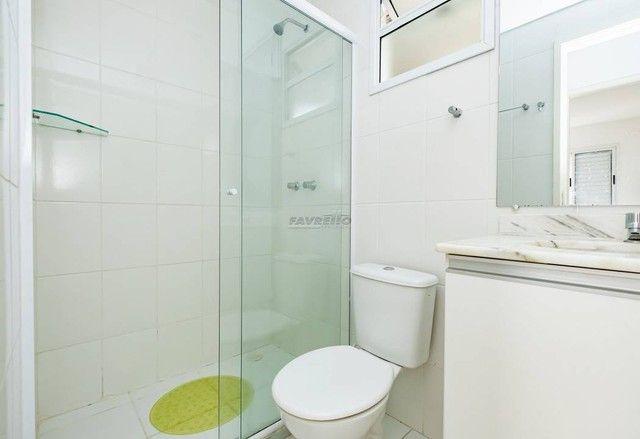 APARTAMENTO com 2 dormitórios à venda com 77.5m² por R$ 305.000,00 no bairro Fanny - CURIT - Foto 20