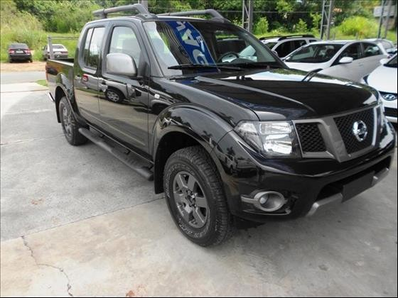 NISSAN FRONTIER 2.5 SV ATTACK 4X4 CD TURBO ELETRONIC DIESEL 4P AUTOMÁTICO - Foto 3