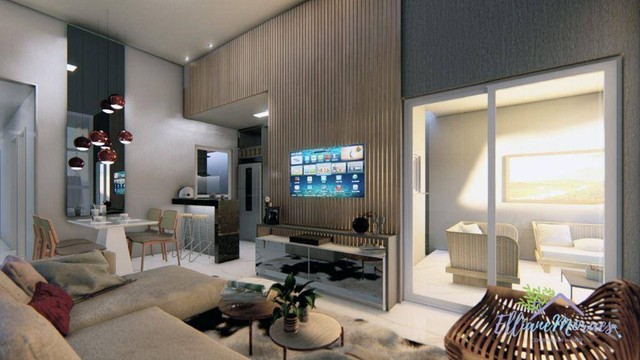 Casa à venda, 103 m² por R$ 360.000,00 - Parnamirim - Eusébio/CE - Foto 10